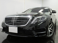 USED CARS - MERCEDES-BENZ S-CLASS (RHD 820912)