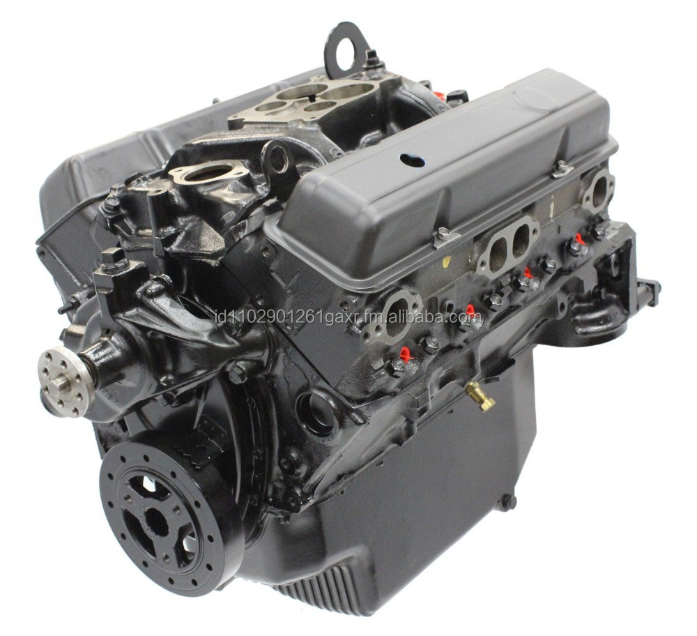Mercruiser 305ci Long Block 4bbl Intake Marine Engine