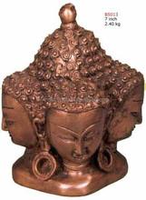 2015 New Brass Kadampa Buddha sculpture