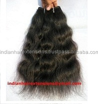 Wholesale best feedback unprocessed unidirectional 100% Brazilian hair extension
