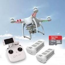 Brand new DJI Phantom 2 Vision Plus RC Quadcopter Drone for GoPro Hero 4 2 1 Camera -Aerial Quad UAV GPS Smart drone