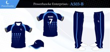 Sublimated Cricket jersey