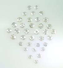 Natural Loose Diamond ,VS SI Near White I-J Diamond Old Rose Cut Round Chakri 3.00 mm size 2 carat lot