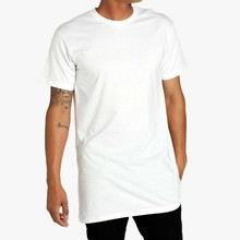 High quality fashion elongated t shirts - wholesale high quality elongated fashion t shirts
