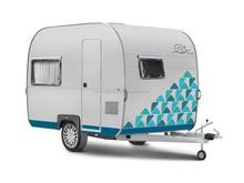 prefab caravan house, mobile food caravan