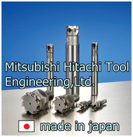 Mitsubishi Hitachi Tool High Hard Radius Mill and Face Mill Carbide Inserts