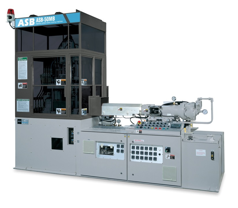 ASB - 50MB PET bottle injection machine manufacturer
