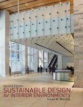 Sustainable Design for Interior Environments (2nd Edition)