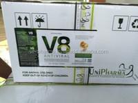 chicken finished feed-V8 antiviral