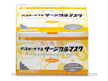 Easy to use and disposable surgical mask design with a pattern for children, anti-hay fever product