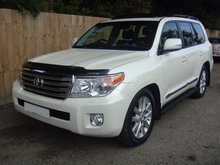 Used Toyota Land Cruiser 4.5 D-4D V8 2013