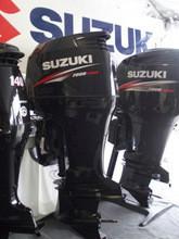 Used Suzuki 175hp DF175TL, 4-stroke, 20 Long Shaft - Electric Start - Remote Steering