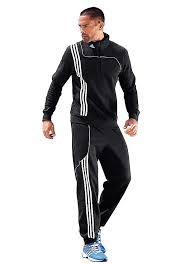 Adidas Velour Tracksuit Men