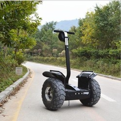 EIOO(TM) Eswing 3rd Generaton CE Approved 2-wheel Self Balancing Electric Standing up Scooter Bike Motorcycle Bicycle 1600W Outd