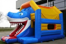 NEW INFLATABLE KIDS PLAY CENTER CASTLE