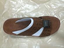 PVC Men's Flip Flops (All styles available)