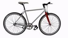 2015 New Style Racing Fixed Gear Sports Field Track Customized Bike