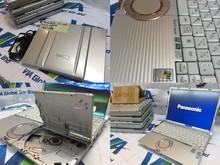 "50 Units CF Laptops ( C2D / 1GB / 60 GB / 12 "" / DVD )"