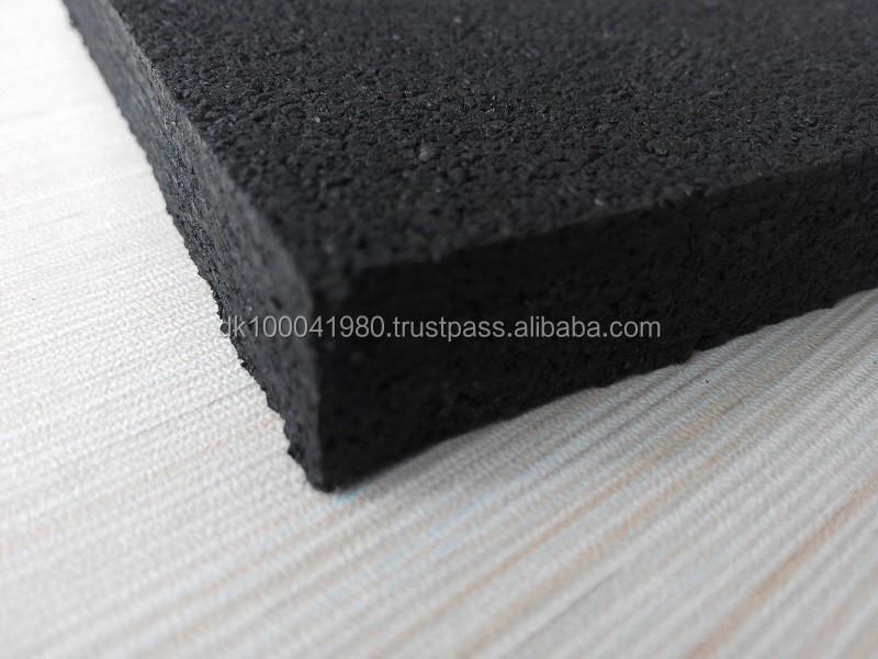 Ergoplay En1177 Certificated Safety Rubber Flooring Tiles