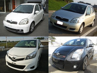 High quality and Durable apanese used car to toyota vitz for irrefrangible accept orders from one car
