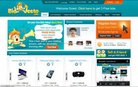 Penny Stock Auction Website development