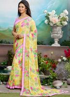 Latest online surat exclusive party wear indian saree\ethnic wear saree\saree online