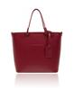 women genuine leather handbag shoulder bag Made in Italy