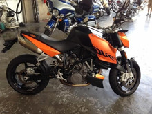 For Brand New Original 2014 KTM 1290 SUPER DUKE R ABS