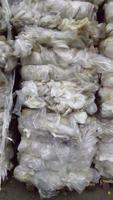 LDPE FILM 98/02 scraps industrial/consumer recycled plastic scraps
