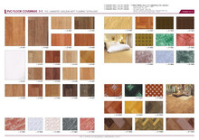 "PVC VINYL FLOORING 0.35MM X 2M(79"") X 30M/ROLL"