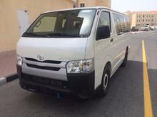 Toyota Hiace 15 seater Diesel STD roof bus