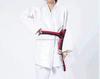 white jiu jitsu gi high quality 100% cotton new arrival hot selling