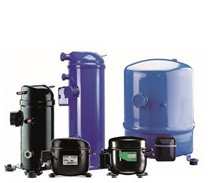 Compressor Ac: Copeland, Bristol, Panasonic, Mitsubishi, Sanyo, Danfoss