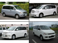 Japanese and Reliable used toyota noah van at reasonable prices long lasting