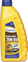 VELVEX Super Power 20W-40 - Diesel Engine Oil