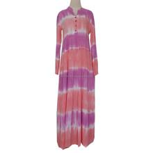 Abaya Dress Mirador Tie Dye 3