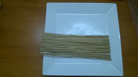 Raw material bamboo round raw incense stick
