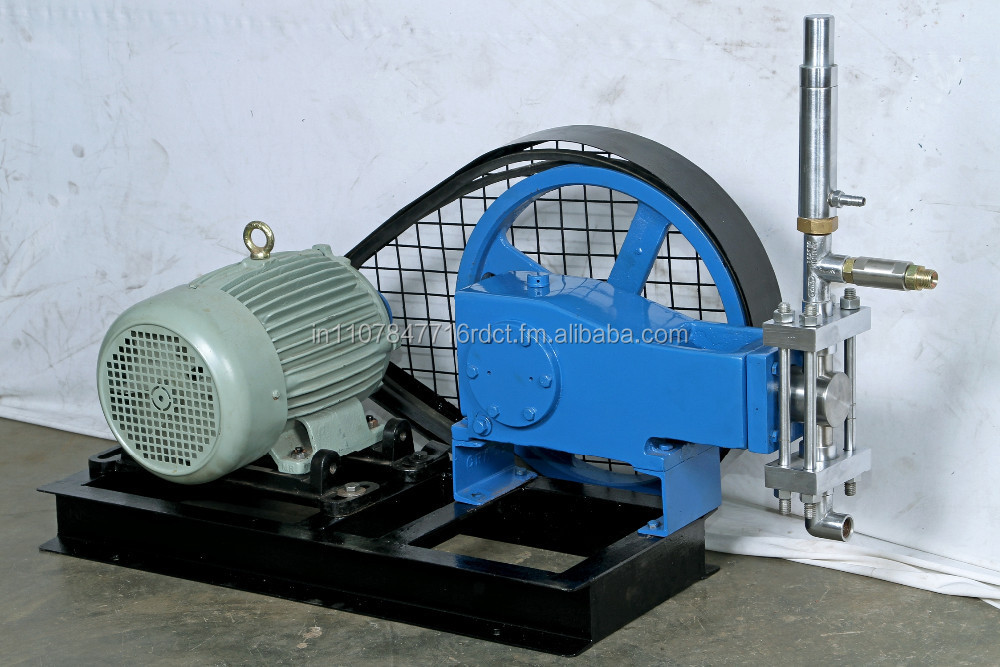 Hydraulic pressure testing pump buy electric motor Hydraulic motor testing
