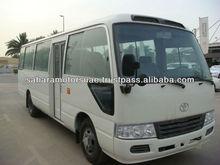 toyota coaster autobus