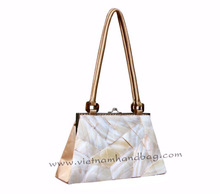 Seashell handbag,Ladies' Handbags,fashion handbag, Hand make bag