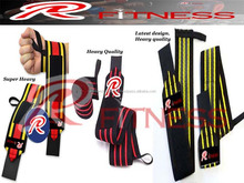 Power Lifting Wrist Wraps/Double super heavy Wrist Wraps./High Quality Wrist Wraps/ Weightlifting accessories