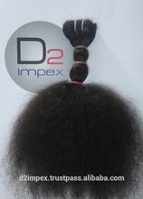 Perfecto para el cabello humano para las mujeres negro& la extensión del pelo para todas las niñas