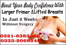 How to Make your Breast Big naturally in pakistan0321-6383428