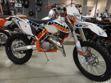 FREE SHIPPING FOR USED 2015 KTM 300 EXC SIX DAYS