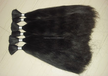 Unprocessed Indian Remy Double Drawn Hair