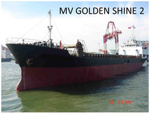 MV GOLDEN SHINE 2 - Cargo Ship