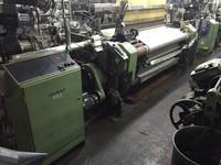 Dornier rapier weaving machines