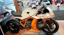 Brand new Original KTM 1190 RC8 R 2016