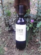 Spanish organic wine
