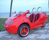 EPA&DOT APPROVED+ Free Shipping Scooter Coupe 150cc Gas Scooter trike